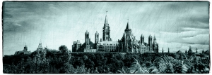 Parliment Builds in Ottawa