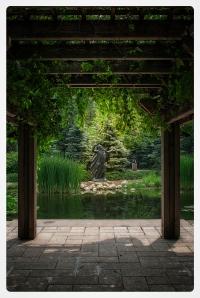 Leo Mole Gardens, Winnipeg, MB
