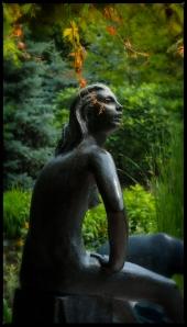 Leo Mole Sculpture Garden, Winnipeg, Manitoba, Canada