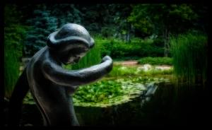 Leo Mole Sculpture Garden, Winnipeg, Manitoba
